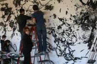 weisberg-installation-art-media-center-milton-academy-10-2014